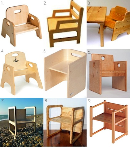 Weaning Chairs